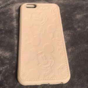 Mickey Mouse phone protector / cover for iphone 6